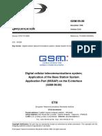 BSSAP Protocol
