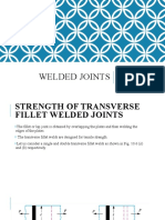 Lectur 10 Chapter 10 strength of WELDED JOINTS 19_3_2020