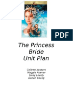 The Princess Bride Lesson Ex