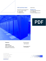 Highbar Technologies_Proposal for office 365 backup