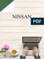 NISSAN-USO DEL PLÁSTICO EN AUTOS
