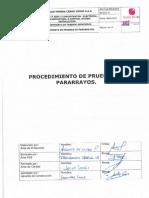 K117-C2-PTE-E-014_B Procedimiento de Pararrayos