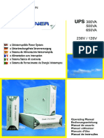 UPS Chloreide Desk power