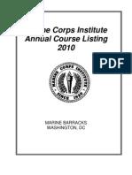 Leading Marines Mci Pdf