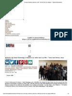 Victoire de Sami Damergy à Mantes-la-Jolie face au RN _ _One two three, viva l'Algérie !_ - Egalite et Réconciliation