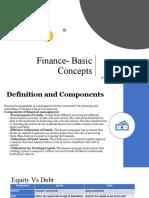 4- Finance Concepts