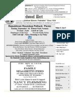 9 HRWF Redwood Alert September 2006