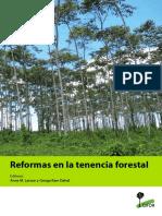 Reformas en la tenencia forestal
