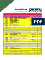 NOTAS DE CASA GRANDE SAC SEGUN MANUAL