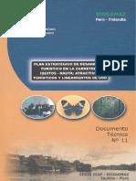 BIODAMAZ _ D.T n° 011 _ Plan estratégico de desarrollo turístico en la carretera Iquitos nauta atractivos turísticos y lineamientos de uso.pdf