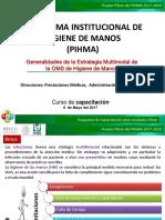 1. Generalidades PIHMA