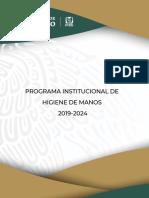 Programa Institucional de Higiene de Manos (PIHMA)