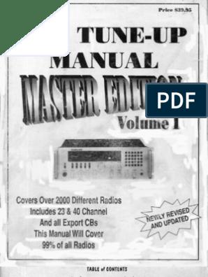 Master Mods Volume 1 on