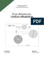 Conception d Une Station d Epuration Emi Final