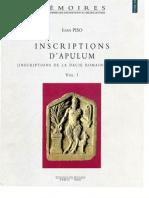 Inscriptiones Daciae Romanae - 5a