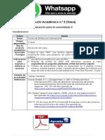 Procesos y Sistemas de Distribucion