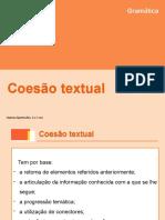 Coesão textual 2