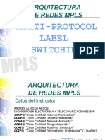 Arquitectura Redes Mpls 1ra Parte