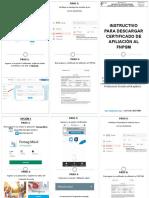 Instructivo para descargar certificado de afiliación al FNPSM V3