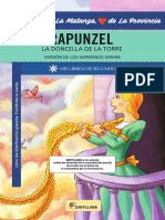 Rapunzel - Hermanos Grimm - texto