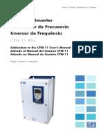 WEG-CFW11-IP54-Inverter-Addendum