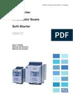 WEG-SSW-07-Soft-Starter-User-Guide