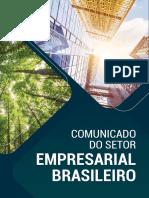 Comunicado do Setor Empresarial