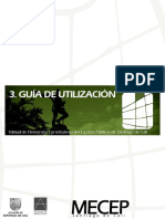 MECEP Cali - 3 GUIA DE UTILIZACION  SEPTIEMBRE 2010 2