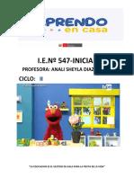 FICHAS DE TRABAJO SEMANA 12