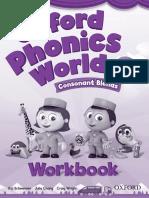 Oxford Phonics World 4 Workbook