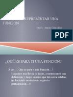 Funciones 9A y B