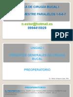 1-5  PREOPERATORIO- HISTORIA CLINICA