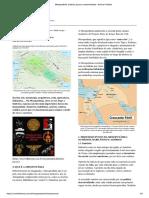 Mesopotâmia História, Povos e Características