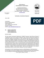 2020 07 07 Kinder Morgan Notice of Violation