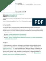 Prenatal care_ Initial assessment - UpToDate