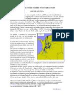 CASO REDISEÑO DE UNA RED DE DISTRIBUCIÓN EN COLOMBIA