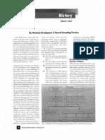 Historical Development of Neutral Grounding Practice