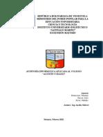 Auditoria Informatica