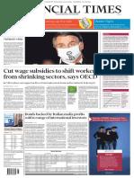 Financial Times Europe - 08.07.2020