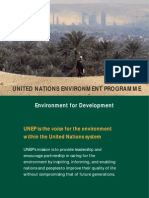 About Unep English