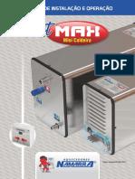 Manual de Instalacao de Gerador de Vapor Hot Max Namarra