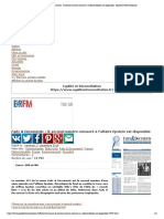Faits & Documents _ le second numéro consacré à l'affaire Epstein est disponible - Egalite et Réconciliation