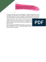 El rol de los psicologos forenses