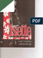 Lisette Pattern Designs