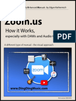 Zoom.us - How It Works With DAWs and Audio Collaboration (2020-0331)