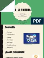 E-LEARNING presentacion