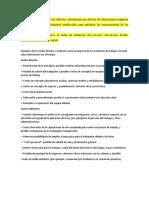 Ejemplos de los costes directos e indirectos para la empresa de los accidentes de trabajo y la mala salud relacionada con el trabajo