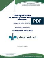 Mapeo de Ruido - Pluspetrol. Malvinas. Fcl-2 Resumen Final