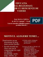 educatiamoral_religioasaacopiilorcudefdevedere_sustinere.pps