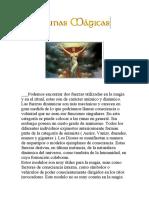 Anonimo - Mancias y Tarots - Runas magicas.doc
